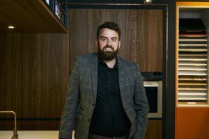 Senior Kitchen Designer Shane Tierney