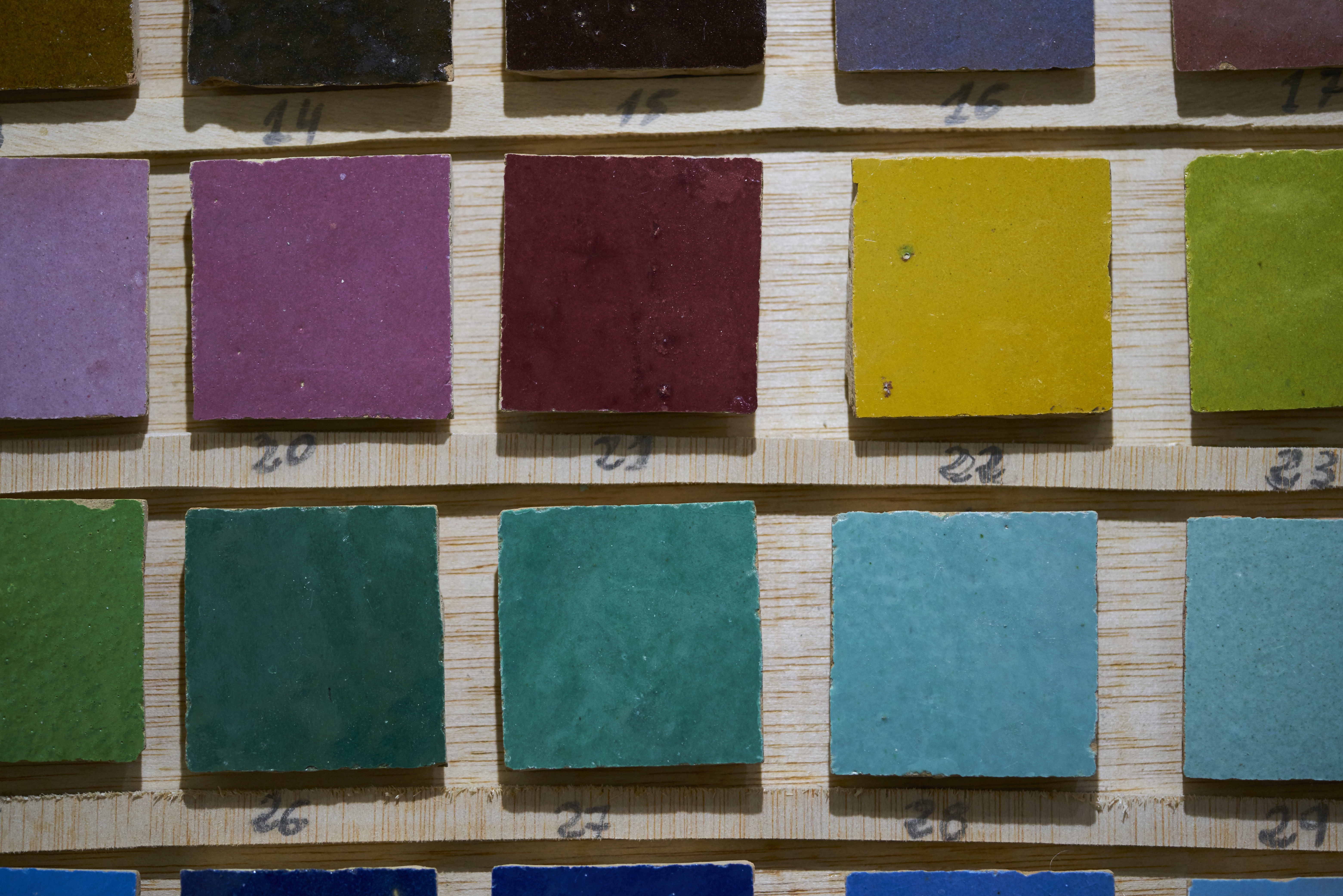 kitchen tile finishes