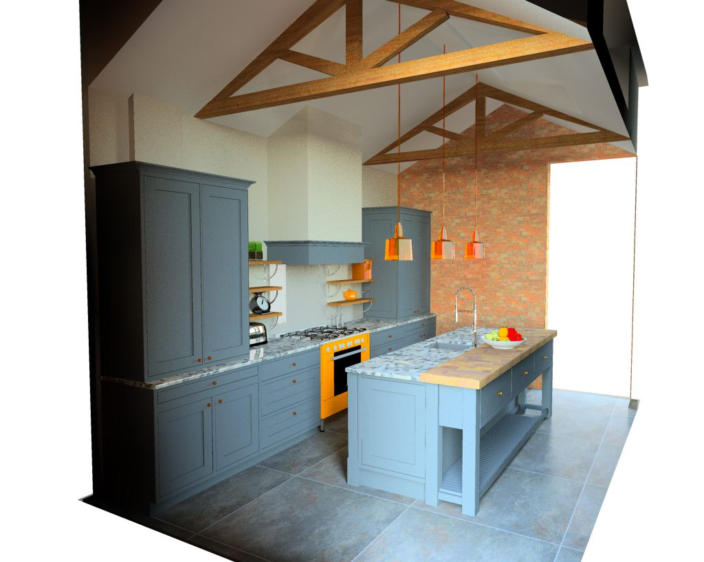 Shaken And Stirred Introducing Our First Kitchen Design The Brighton Kitchen Company