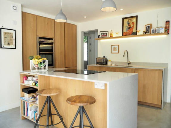 Contemporary Bespoke Kitchens
