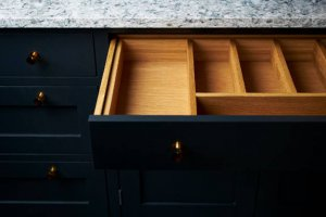 Shaker Kitchens Closeup
