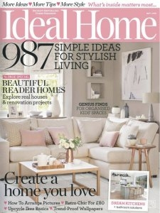 Ideal Home May 2016 Featured